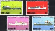 ( 1512 ) Malawi - Ships - Ships
