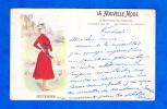 Nouvelle Mode - 1910 - Carte Publicitaire - France