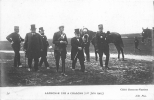 MANOEUVRES FRANCO RUSSES EN 1905 ALPHONSE III A CHALONS SUR MARNE - Manovre