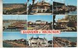 SOUVENIR D'ARCACHON   CPSM - Arcachon