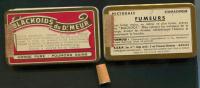 -   Monaco   -   Boite Ancienne    -    Blackoids Du Dr Meur   - - Tabac (objets Liés)