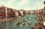 18761   Italia,  Venezia,   Regate  Sul  Canal  Grande,  NV - Venezia