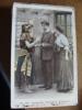 Vieux Cartes De 1910 - Je Vois Beaucoup, Beaucoup D'argent - Fêtes - Voeux