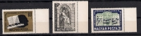 Hungary 1961. Franz List MNH Set - Music