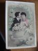 Vieux Carte De 1910, Je Vous Aime Passionnéments - Saint-Valentin