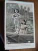 Vieux Carte De 1911 - 1 Avril - 1er Avril - Poisson D'avril