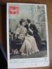 Vieux Carte De 1908 - L'amour - Saint-Valentin