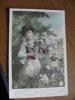 Vieux Carte De 1909 - Ces Fleurs De Bonheur Vous Diront Ma Tendresse - Fêtes - Voeux