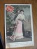 Vieux Carte De 1909 - L'amour - Saint-Valentin