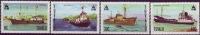 ( 1598 ) Tuvalu - Ships Of TUVALU 1978 - Ships