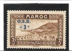 AU PROFIT DES OEUVRES DE L'ENFANCE  N°  Surchargés  N° 154 * - Unused Stamps