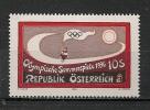 Austria 1996 Mi # 2190   ** - Unclassified