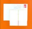 Enveloppe  29 S RIEC SUR BELON SUD F   DATE   16 H 30     9 - 9 - 1999     TRES RARRE Obli - Variétés Et Curiosités