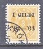 Iceland 50  (o) - 1873-1918 Danish Dependence
