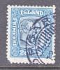 Iceland  107  Fault  (o) - 1873-1918 Danish Dependence