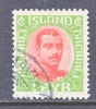 Iceland  108   (o) - Used Stamps