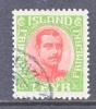 Iceland  108   (o) - 1918-1944 Autonomous Administration