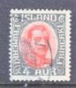Iceland  110   (o) - 1918-1944 Autonomous Administration