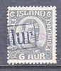 Iceland  113   (o) - Used Stamps
