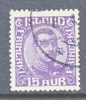 Iceland  117   (o) - Used Stamps