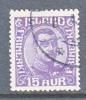 Iceland  117   (o) - 1918-1944 Autonomous Administration