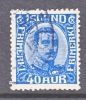 Iceland  124   (o) - Used Stamps