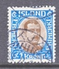 Iceland  126   (o) - Used Stamps