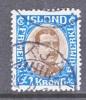 Iceland  126   (o) - 1918-1944 Autonomous Administration