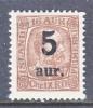 Iceland  130  Fault  * - Unused Stamps