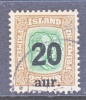 Iceland  133  (o) - Used Stamps