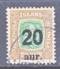 Iceland  133  (o) - 1918-1944 Autonomous Administration