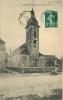 OYRIERES - L' Eglise Avec Petite Animation - 2 Scans - Francia