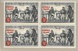 NorI Mi.Nr.25 / (1959) 4-er Block, 150 Jahre Post ** - Norfolkinsel