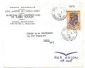 REF LBR31 / D - MADAGASCAR - LETTRE DE LA MARINE NATIONALE  DIEGO SUAREZ / PARIS 29/1/1965 - Madagascar (1960-...)