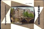 10 Cartes Photos Couleurs De Amsterdam - Editions Bergmann Rondvaart - Amsterdam