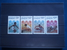 LA84. Antigua Y Barbuda 1984. Yvert731/4 ** MNH - Antigua And Barbuda (1981-...)