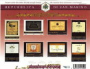 San Marino / Wine Of Europe / Vini Europei / Wine Labels - Saint-Marin
