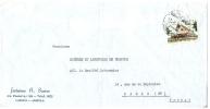 REF LBR31 / D - ANGOLA LETTRE MODERNE - Angola