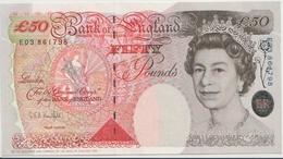 GREAT BRITAIN P. 388a 50 P 1993 UNC - 1952-… : Elizabeth II