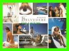 MYKONOS, GREECE - HOTEL BELVEDERE - SCHOOL OF FINE ART DISTRICT - MAX RACKS - - Grèce