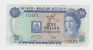 Bermuda 1 Dollar 01-07- 1975 VF++ P 28a 28 A - Bermudas