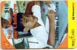 FIJI TELECOM-SAY YES FOR CHILDREN $10 - Figi