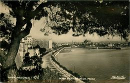 Espagne - Islas Baleares - Mallorca - Paseo Martino Hacia Palma  - état - Semi Moderne Petit Format - Palma De Mallorca