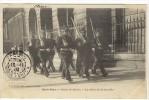 Carte Postale Ancienne Série Paris Vécu - Palais De Justice. La Relève Des Sentinelles - Tribunal, Militaires - France