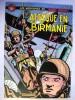 Buck Danny Attaque En Birmanie    Red 1967 Hubinon Charlier  Tres  Bon Etat - Buck Danny