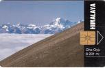 CZECH REPUBLIC - Himalaya/Cho Oyu - 8201 M, 04/95, Used - Paesaggi