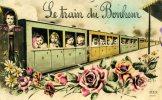 LE TRAIN DE BONHEUR - Bébés - Fantaisies