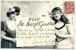 Vive La SAINT GASTON - Précurseur - Bergeret - Prénoms