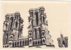 Cathedrale De Laon (Aisne) - 10 Juillet 1955 - Lieux