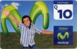 GUATEMALA - PREPAID CARD - Guatemala